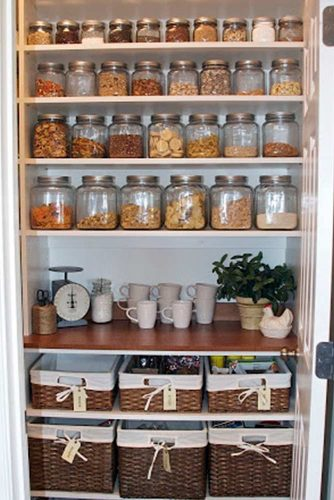 Best Ideas to Organize Your Pantry Shelves picture 4