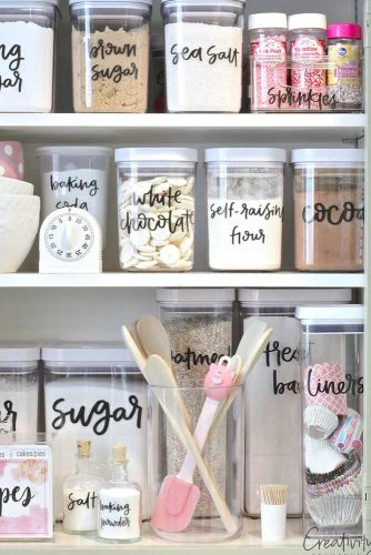 Best Ideas to Organize Your Pantry Shelves picture 2