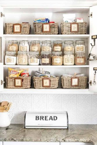Newest Pantry Organization Ideas picture 1