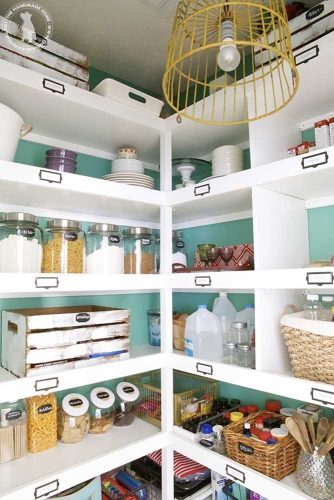 Snug Racks, Cupboards and Pull Out Pantry picture 4