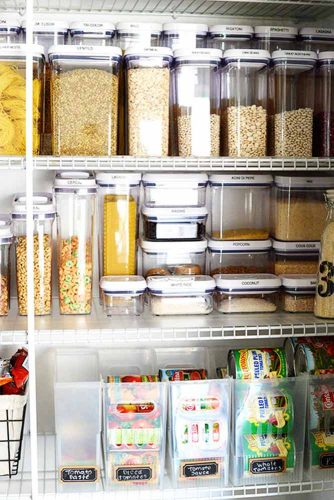 Best Ideas to Organize Your Pantry Shelves picture 5