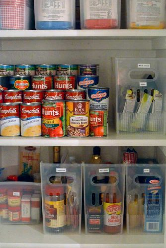 Best Ideas to Organize Your Pantry Shelves picture 1