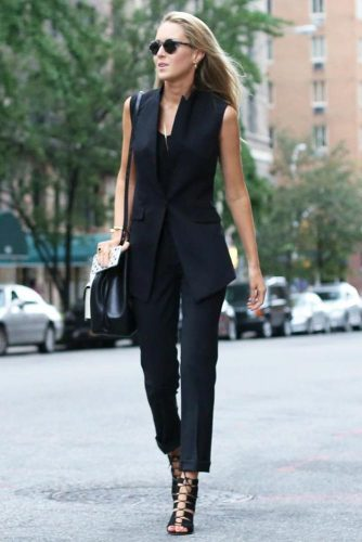 Cute Female Suits For Work picture 4