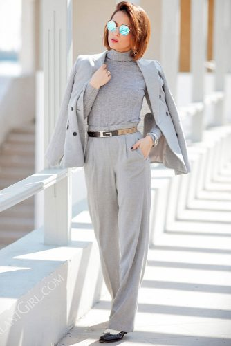 Cute Female Suits For Work picture 3