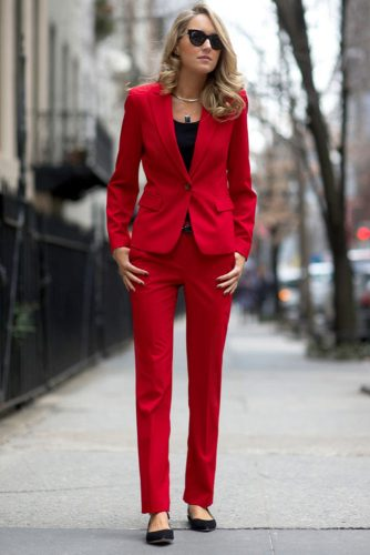 Classic Women Suits picture 2