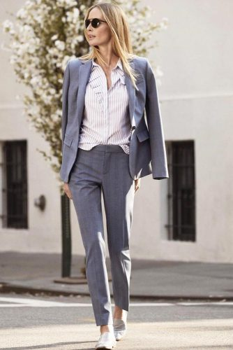 Cute Female Suits For Work picture 6