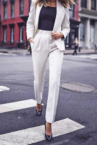 Cute Female Suits For Work picture 5