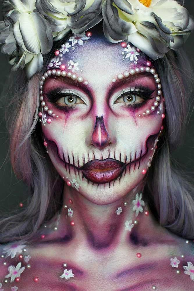 Best Halloween Makeup Looks picture 3