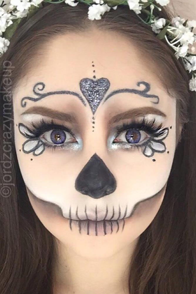 Fun Sugar Skull Makeup Ideas picture 1