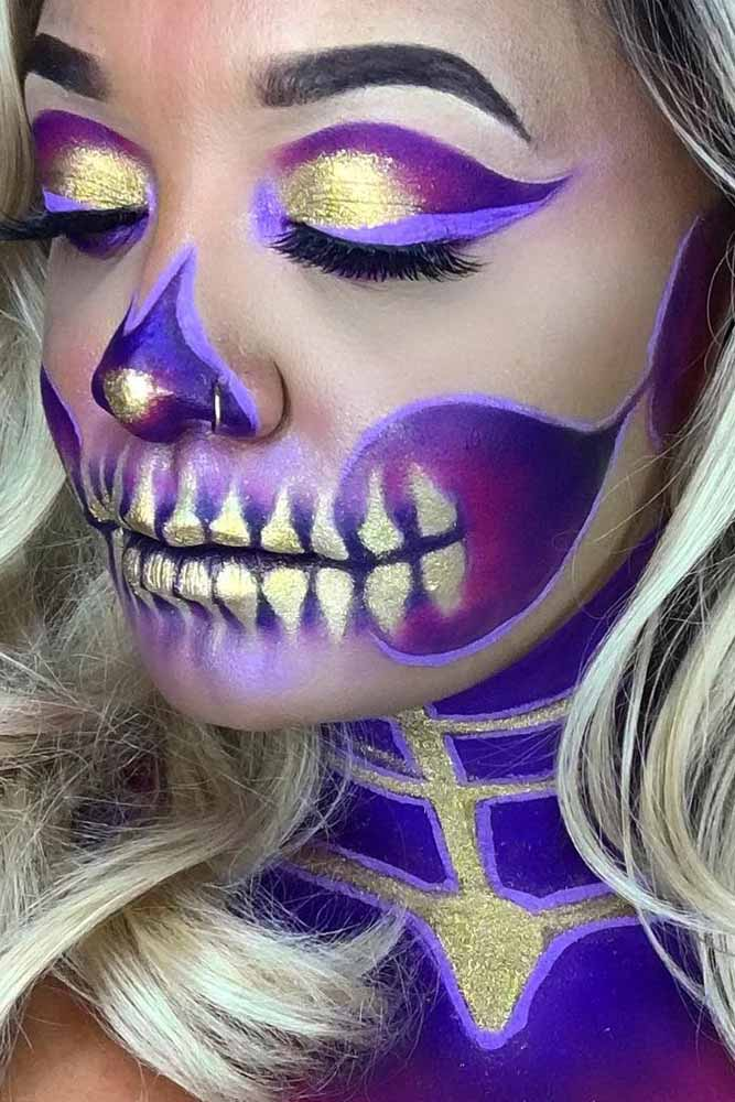 Fun Sugar Skull Makeup Ideas picture 4