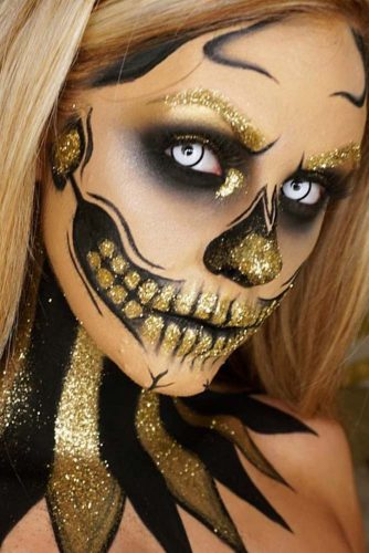 Fun Sugar Skull Makeup Ideas picture 6