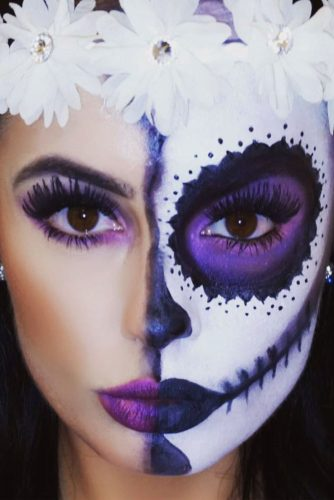 Fun Sugar Skull Makeup Ideas picture 2