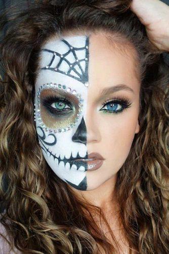 Creative Haloween Makeup Ideas picture 2