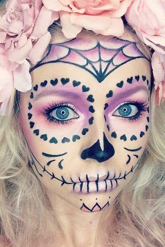 Fun Sugar Skull Makeup Ideas picture 3