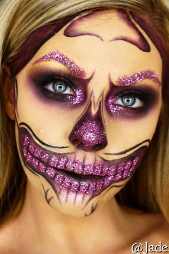 Colorful Sugar Skull Halloween Looks picture 6