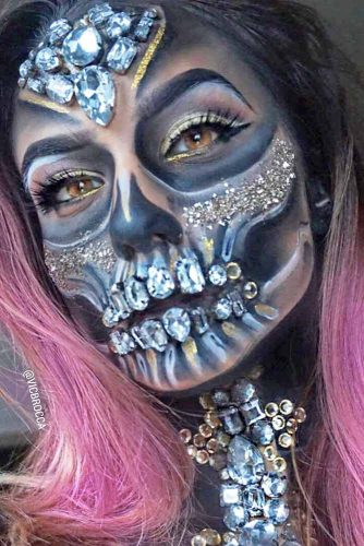 Creative Haloween Makeup Ideas picture 5