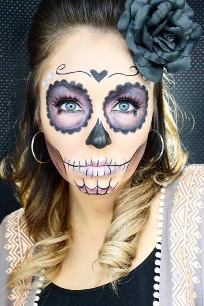 Creative Haloween Makeup Ideas picture 6