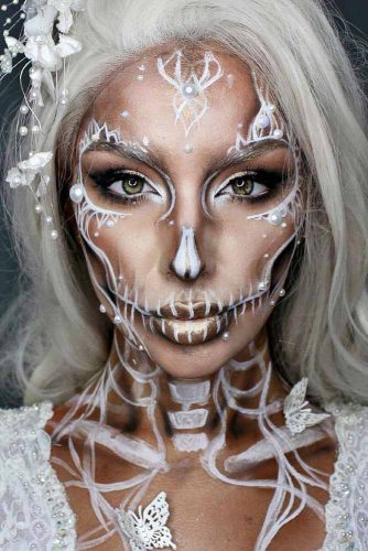Creative Haloween Makeup Ideas picture 4