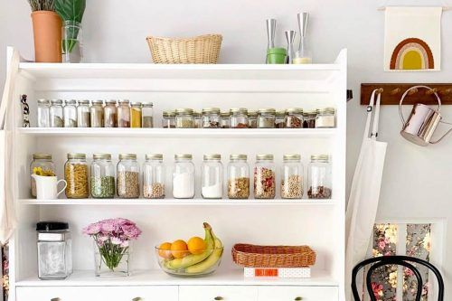 Best Ideas of Pantry Organization for Ease of Use