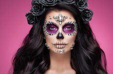Best Sugar Skull Makeup Creations To Win Halloween