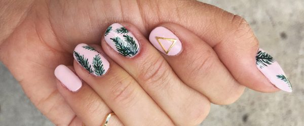 18 Awesome Tropical Nails Designs to Make Your Summer Rock