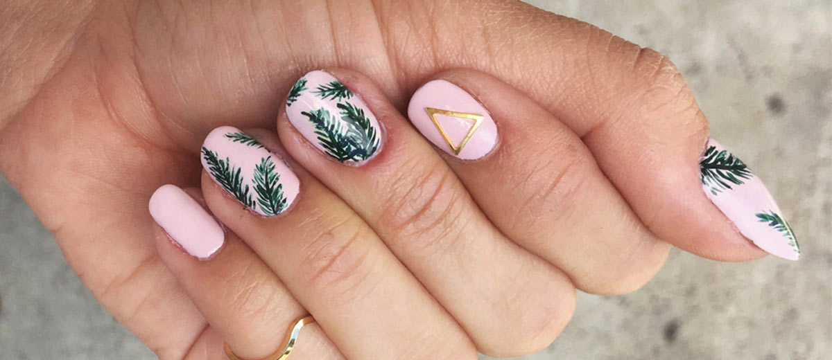 24 Awesome Tropical Nails Designs To Make Your Summer Rock