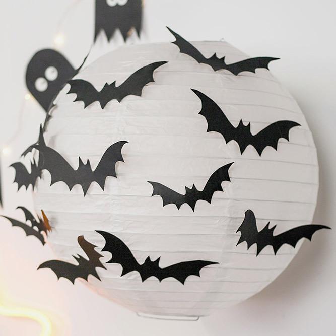 Bats Ball Decor Design #bats #balldecoraidea