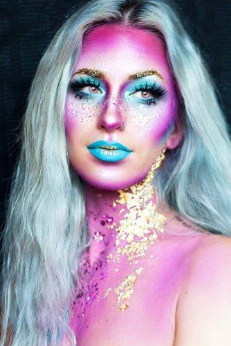 Festive Unicorn Makeup Ideas picture 1