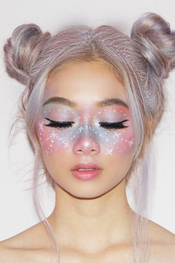 Festive Unicorn Makeup Ideas picture 6