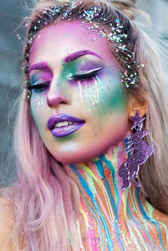Magical Unicorn Makeup picture 4