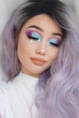 Festive Unicorn Makeup Ideas picture 2