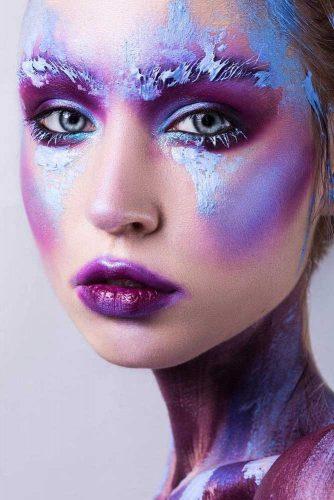 Festive Unicorn Makeup Ideas picture 4