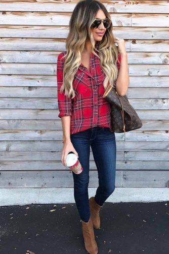 Casual Looks with Flannel Shirt picture 3