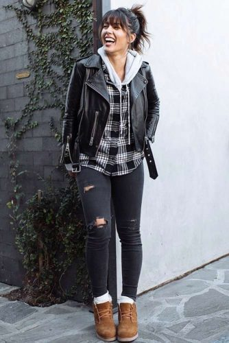 Casual Looks with Flannel Shirt picture 2