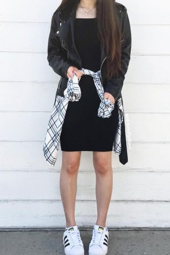 Comfy Fall Outfits with Flannel Shirts picture 1