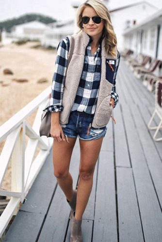 Casual Looks with Flannel Shirt picture 4