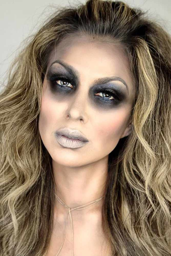 Popular Makeup Ideas for Halloween picture 5