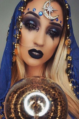 Popular Makeup Ideas for Halloween picture 3