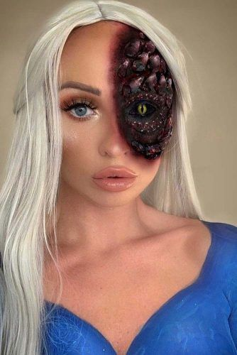 Games Of Thrones Inspired Look #motherofdragons