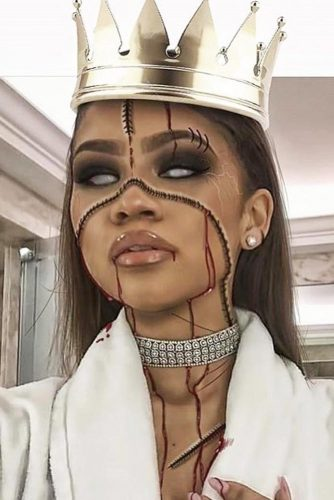 Cool Halloween Makeup Ideas picture 5