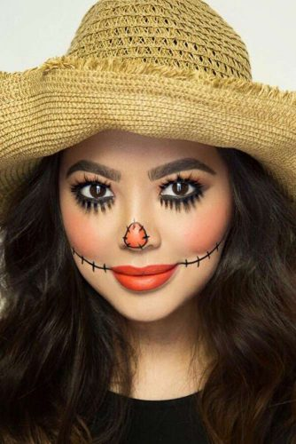 Cute Halloween Makeup Looks.51 Sexy Halloween Makeup Looks That Are Creepy Yet Cute
