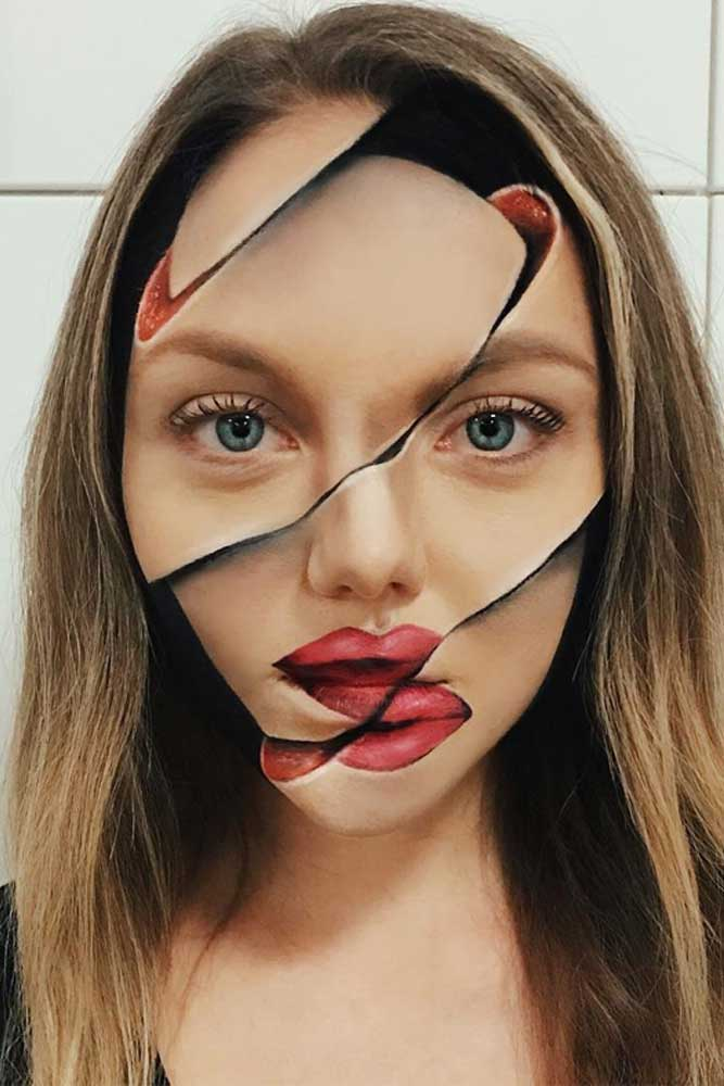 Popular Makeup Ideas for Halloween picture 2