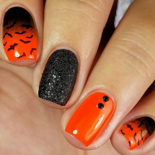 Cool Halloween Nail Art Designs picture 3
