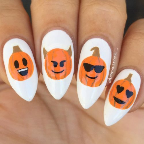 Cool Halloween Nail Art Designs picture 2