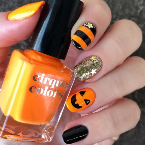 Fresh Halloween Nail Designs picture 6