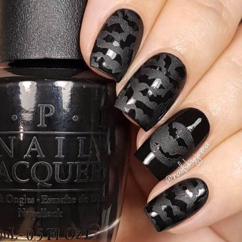 Fresh Halloween Nail Designs picture 2