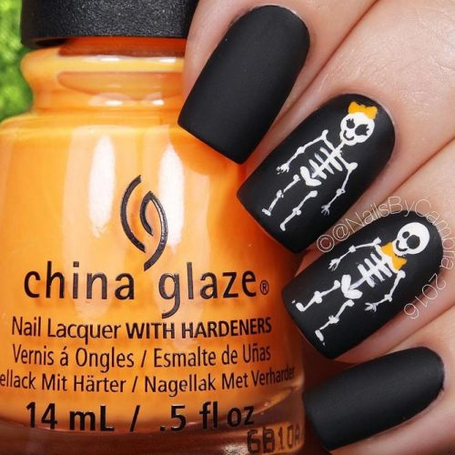 Cool Halloween Nail Art Designs picture 5
