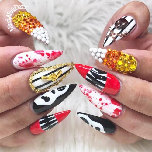 Best Halloween Nail Designs You Should Try picture 5
