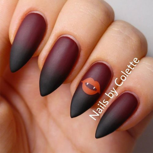 39 Cool And Easy Halloween Nail Ideas