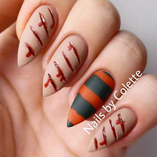Cool Halloween Nail Designs picture 3
